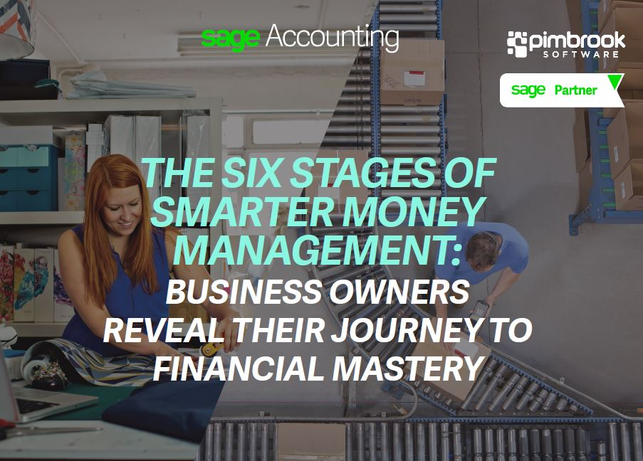 The Six Stages of Smarter Money Management