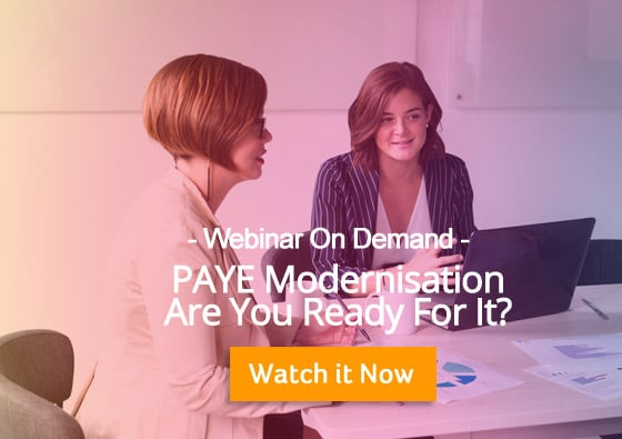 Download PAYE Modernisation - Are you ready for it Webinar Recording