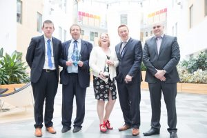Sage 50 Irish Partner of the Year 2015